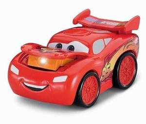 Carro Rayo Mcqueen De Cars Fisher-price Envio Gratis