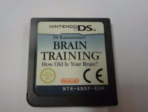 Cartuchos Brain Training - English Training Para Nintendo Ds