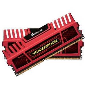 Corsair Vengeance Red 8gb (2x4gb) Ddr Mhz !