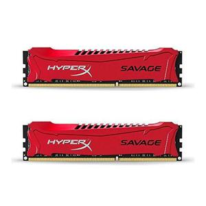 Kingston Hyperx Savage 16gb Kit (2x8gb) mhz Ddr3 No E...