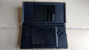 Nintendo Ds Lite Con Cargador, Carcasa Y Juego Game Boy