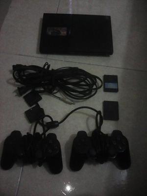 Play Station 2 - Consola, Accesorios Y Juegos