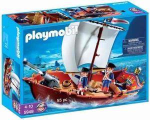 Playmobil Soldados Barco Envío Gratis