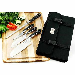 Estuche cuchillos accesorios cocina chef posot class for Accesorios para chef
