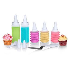 Set Decorador Para Reposteria 19 Piezas Tortas O Cupkcake.
