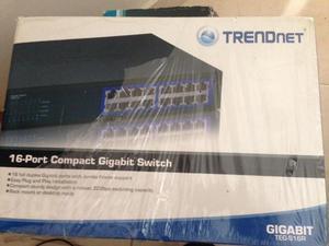 Switch Trendnet nuevo