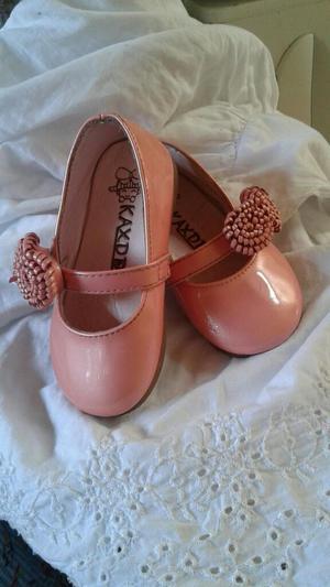Zapatos de Niña Bebé de 1 Año