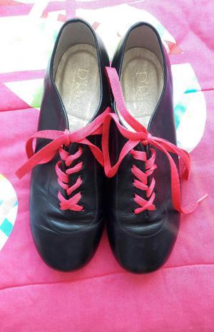 Zapatos de Tap Talla 38