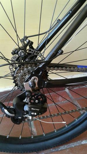 Bicicleta Óptimus en Aluminio