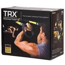 TRX Entrenamiento de Suspensión