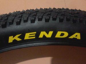 Vendo 2 llantas kenda nuevas para montañera rin 29