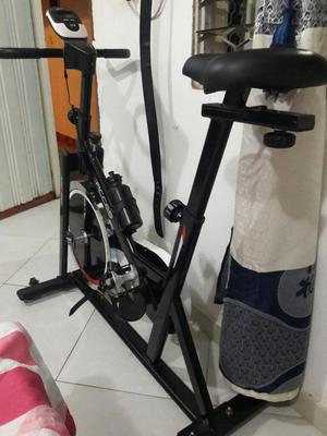 Vendo Bicicleta Estatica Nueva.