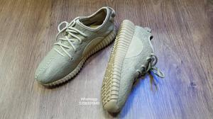 Zapatillas Adidas Yeezy Beige Coleccion Boost 350