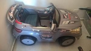 Carro Bateria Control Remoto Ganga