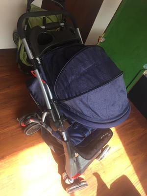 Coche para bebe y silla para carro nuevo posot class for Silla de carro para bebe