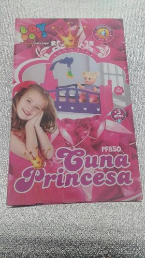 Cuna Princesa