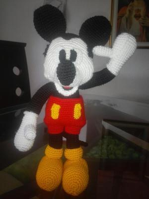 Hermosos Peluches en Crochet