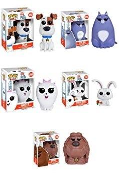 La Vida Secreta De Las Mascotas Max, Chloe, Gidget, Bola De