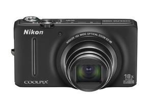 Nikon Coolpix S Mp Cmos Digital Camara With !