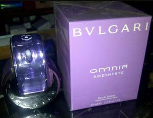 Perfume Bvlgari Omnia Amethyste Promo