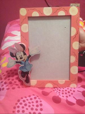 Portaretrato de Minnie Mouse