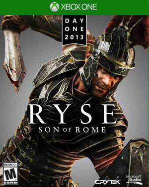Ryse: Son Of Rome Xbox One - Nuevo Sellado