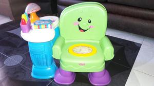 Silla Musical Fisher Price