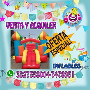 VENTA Y ALQUILER DE MATERIAL RECREATIVO