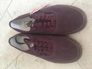 Vans Unisex Authentic washed Canvas Port Royaleskate Shoes