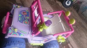 Vendo Jeep Electrico para Niña Poco Uso