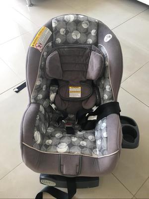 Vendo Silla Graco de Carro para Bebe