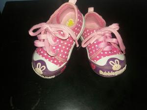 Vendo Zapatos de Niña en Perfecto Estado