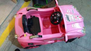 Hermoso Carro de Bateria