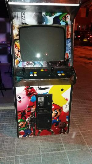 MAQUINA THE KING OF FIGHTER NEO GEO