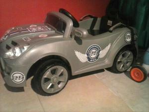 Carro de Bateria con Mp3