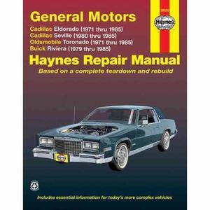 General Motors Manual De Reparación De Automóviles: