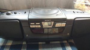 Grabadora Sony Cd Radio Am Fm de Los 90's Leer Descripción