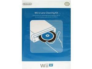 Kit De Limpieza Para Lentes De Wii U