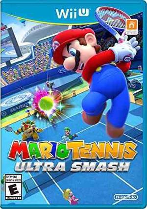 Mario Tennis Ultra Rotura Violenta