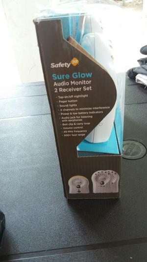 Monitor de Audio para Bebes