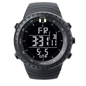 Palada Hombre Relojes Deportivos Digitales Movimiento De...