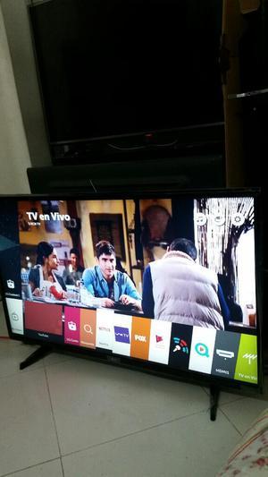 Smart Tv 4k Ultra Hd de 43 Lg Pulg Nuevo