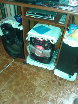 Vendo Equipo de Sonido Panasonic Usb