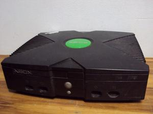 Xbox Clasico Para Arreglo O Repuestos Tiene Luz Roja Titilan