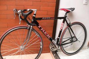 bicicleta trek de carreras