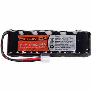 Bateria Dromida Nimh 7.2v mah 6c Bx Mt Sc 4.18 Negro