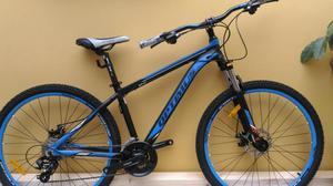 Bicicleta Optimus Sirius en Aluminio 24velocidades, Cableado