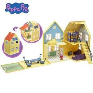 Casa De Juegos Deluxe Peppa The Pig, Envio Gratis
