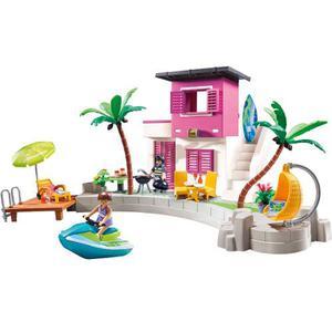 Casa De Playa De Lujo De Playmobil