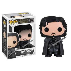 Figura Funko Pop Game Of Thrones Jon Snow Envio Gratis